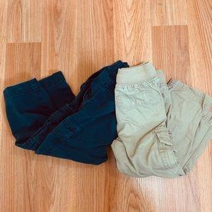 Boys cargo pants by Carter